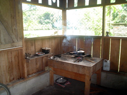 Wood Stove Cooking Rio Claro